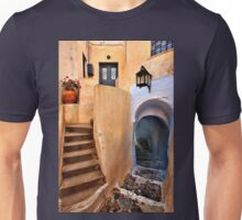 Lack of space in the heart of Pyrgos Unisex T-Shirt