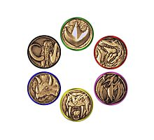 Power Coins 2.0 Photographic Print