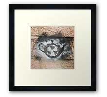 Toxic Tea Framed Print