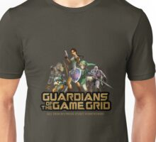 Guardians of the Game Grid. Unisex T-Shirt