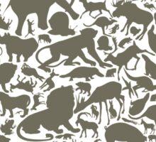 Head an animal Sticker