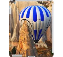 Between a rock and a hard place iPad Case/Skin