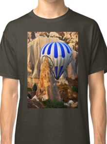 Between a rock and a hard place Classic T-Shirt