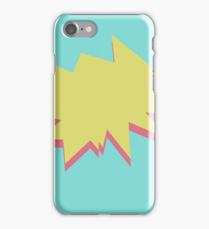 Movement in Small Lines iPhone Case/Skin
