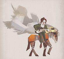 Gasoline Horseys by darwhal