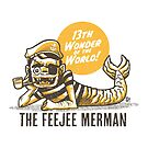 feejee merman by Gimetzco