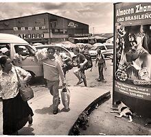 Mustached Lady - Quetzaltenango (Xela), Guatemala by Alex Zuccarelli