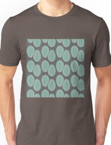 Vintage pattern in gray colors. Unisex T-Shirt
