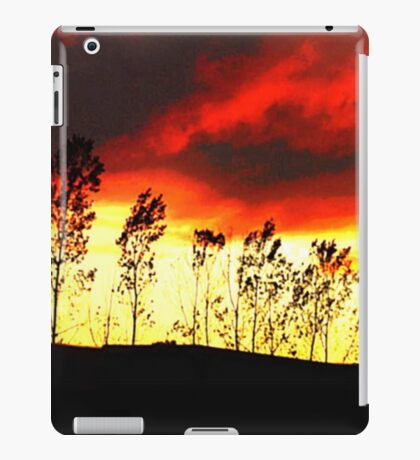 Midwestern Sundown iPad Case/Skin