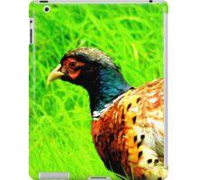 Pheasant One iPad Case/Skin