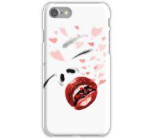 LOVE RUSH iPhone Case/Skin