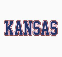 Kansas Jersey Blue T-Shirt
