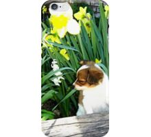 Buttery Spring iPhone Case/Skin