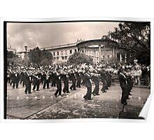 Parade - Quetzeltenango (Xela), Guatemala Poster