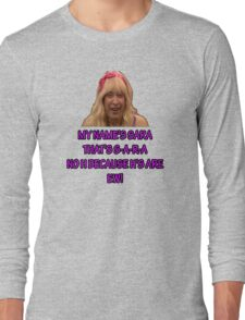 Jimmy Fallon  Ew! Long Sleeve T-Shirt