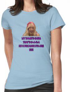 Jimmy Fallon  Ew! Womens Fitted T-Shirt