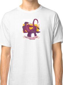 i need a dovahkiin(g) size bed Classic T-Shirt