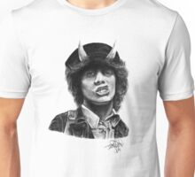 Angus Young - AC/DC Unisex T-Shirt