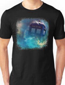 Tardis Burst Unisex T-Shirt