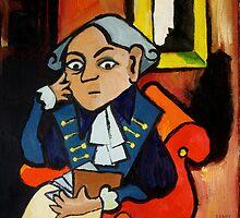 Immanuel Kant by Renee Bolinger