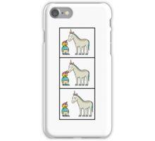 UNICORNS-comic iPhone Case/Skin