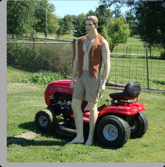 Perfect Lawn Boy by LeeAnn Kramer