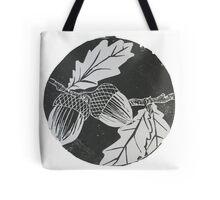 Woodland acorn Tote Bag
