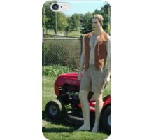 Perfect Lawn Boy iPhone Case/Skin