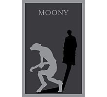 Moony Photographic Print