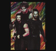 The Shield Painting by drakedeanjr