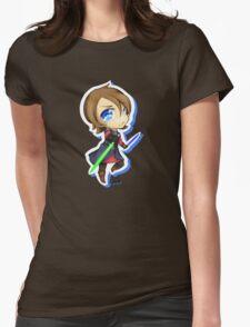 Anakin Skywalker chibi Womens Fitted T-Shirt