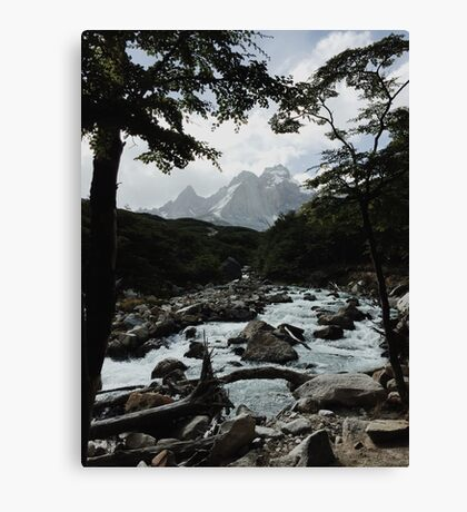 Patagonia Chile Canvas Print
