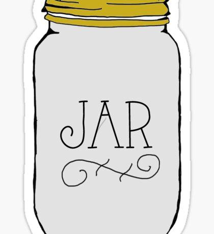 jar? Sticker