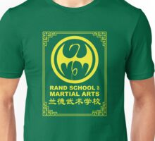 Rand School of Martial Arts Shirt Unisex T-Shirt