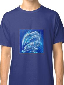 Blue eyes white dragon Classic T-Shirt