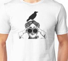 Where's that bird?! - humor Unisex T-Shirt
