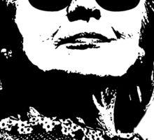 """Hillary Clinton """"Boss"""" Sticker"""