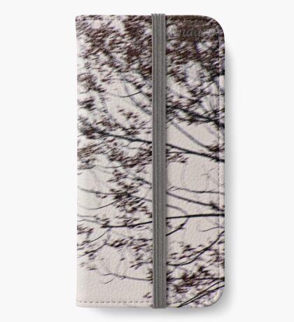 Spooky Crow iPhone Wallet/Case/Skin