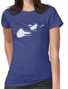 Accidental Zen 'Lite' Womens Fitted T-Shirt