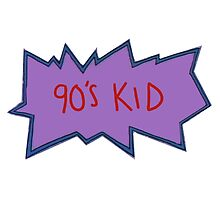 90's Kid - Rugrats  by Crystal Friedman