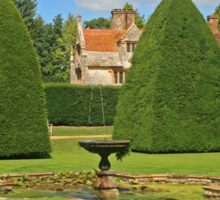 Great Court Garden, Athelhampton Sticker