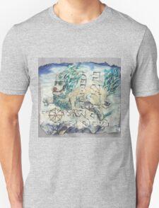 Snow Lion  Unisex T-Shirt