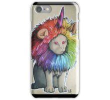 Uni-Cat iPhone Case/Skin
