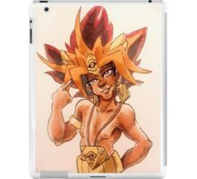 pharaoh husband iPad Case/Skin
