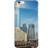 Saturday in Melbourne iPhone Case/Skin