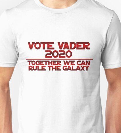 Vote Vader 2020 Unisex T-Shirt