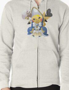 Pikachu Belle Zipped Hoodie