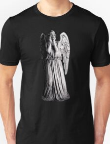 Weeping Angel - Don't Blink Unisex T-Shirt