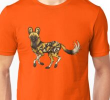 Painted Dogs Unisex T-Shirt