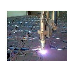 Steel plasma cutting by jeremyklutts11